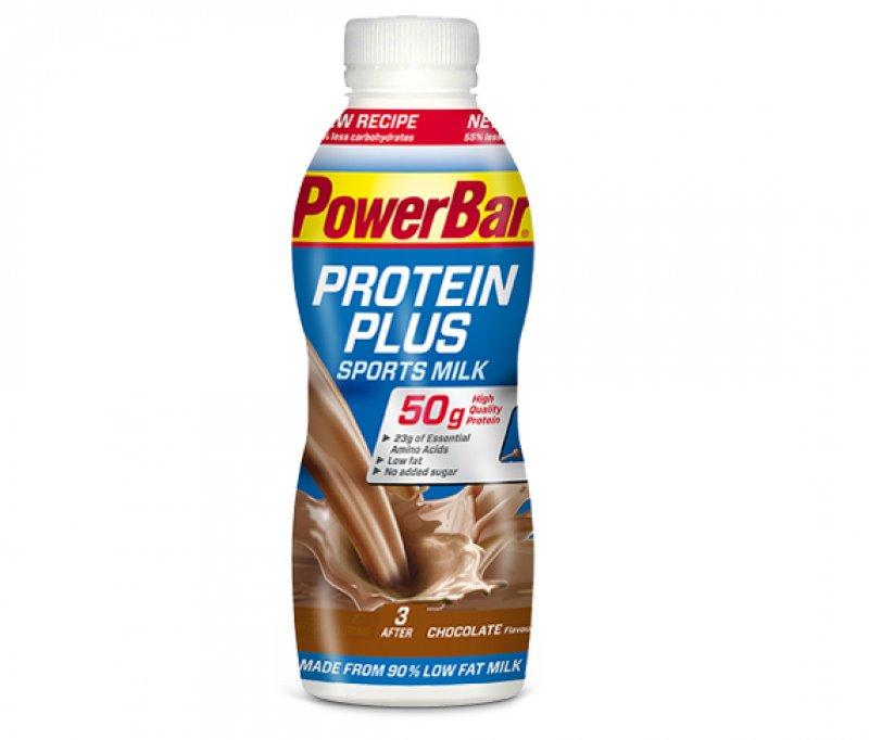 ProteinPlus Sports Milk in PET - TRAY (PowerBar)
